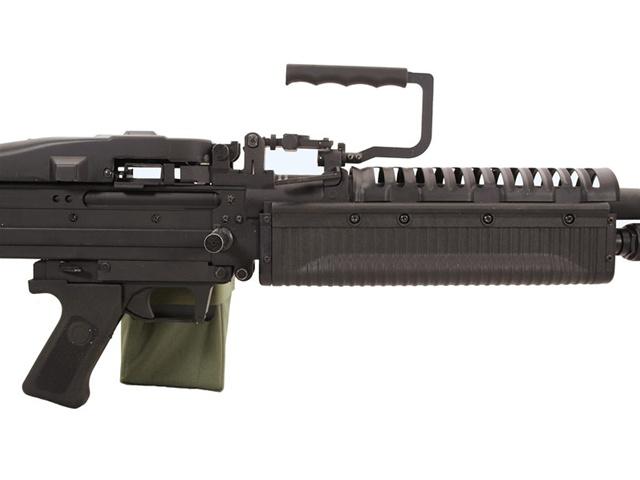 m60 airsoft machine gun