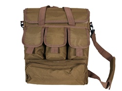 MetalTac Correspondent Tactical Range Bag (Tan)