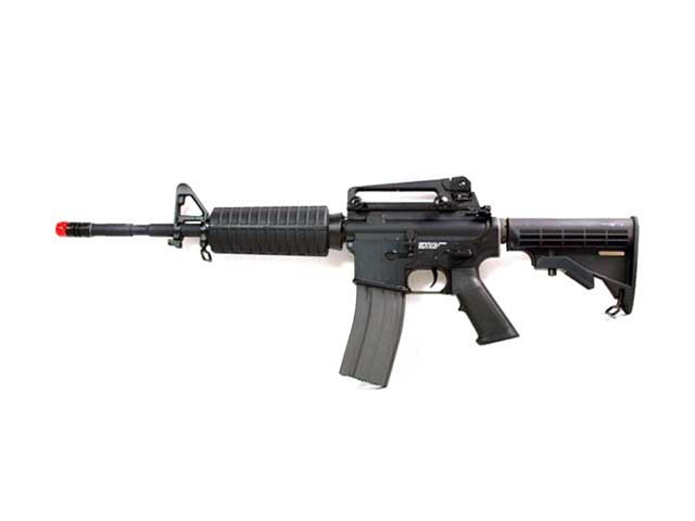 G&G Combat Machine M16 Carbine Black Field Airsoft Gun M16 Airsoft Gun