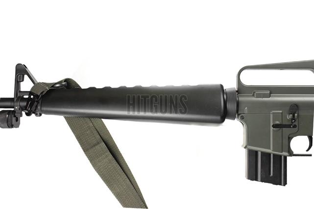 Jg M16 A1 Vietnam Version Upgraded Airsoft Gun Jg F6618