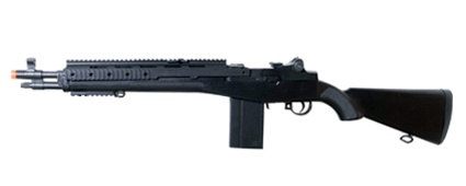 M14 Tactical Airsoft Sniper Rifle [M160-C1] M14 Tactical Sniper Rifle