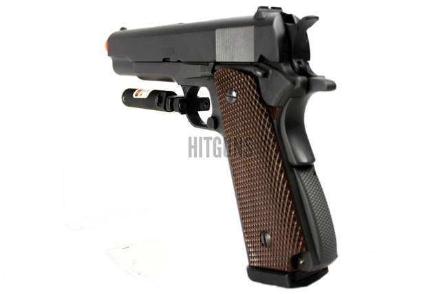 WE M1911A1 [WE-027] High Capacity Gas Blow Back Gun With